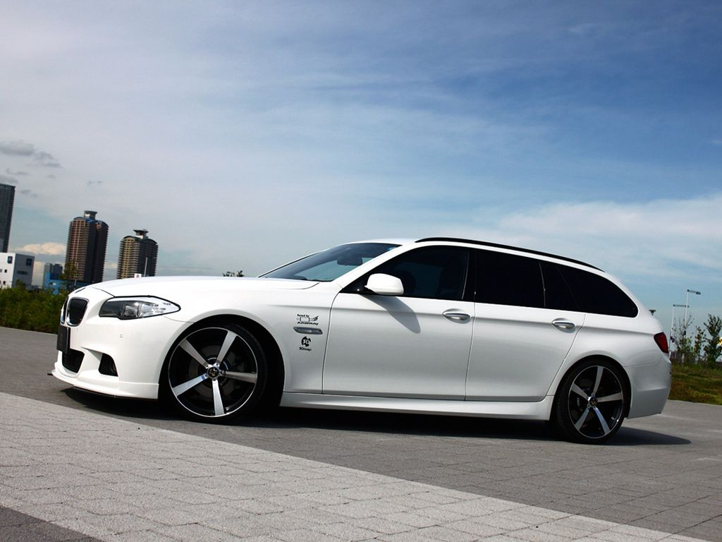3d design bmw 5 series touring f11 2011 13
