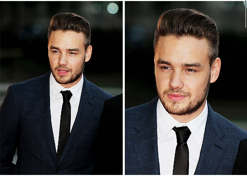 Liam at the Believe in Magic Ball