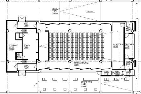 Floor Plan Template For Theatre  Luxury House Plans Unique House