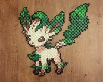 Litwick Pokemon Perler fused bead sprite  Litwick Pokemon Perler Fused Bead by peppermintpixels