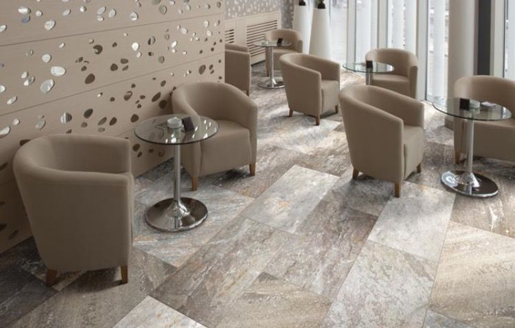 Ictc Mediterranea Precious Stone Venetian Blend 12x24 Dist By Viking Dist Floors Bath Home Porcelain Flooring Floor And Wall Tile Decorative Tile