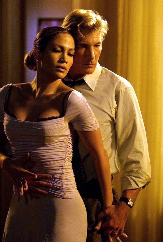 Richard Gere Dance Movie Richard Gere And Jennifer Lopez In Miramax Films Shall We Dance