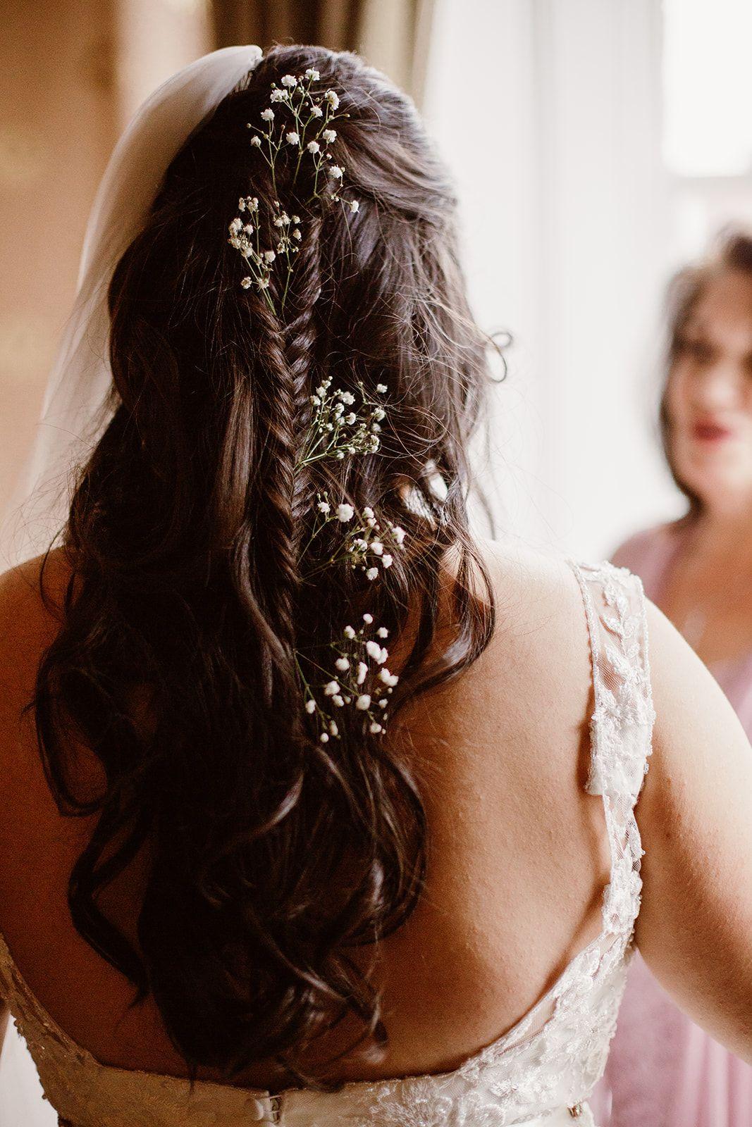 fishtail braid wedding hair   luminary hair co   linden row