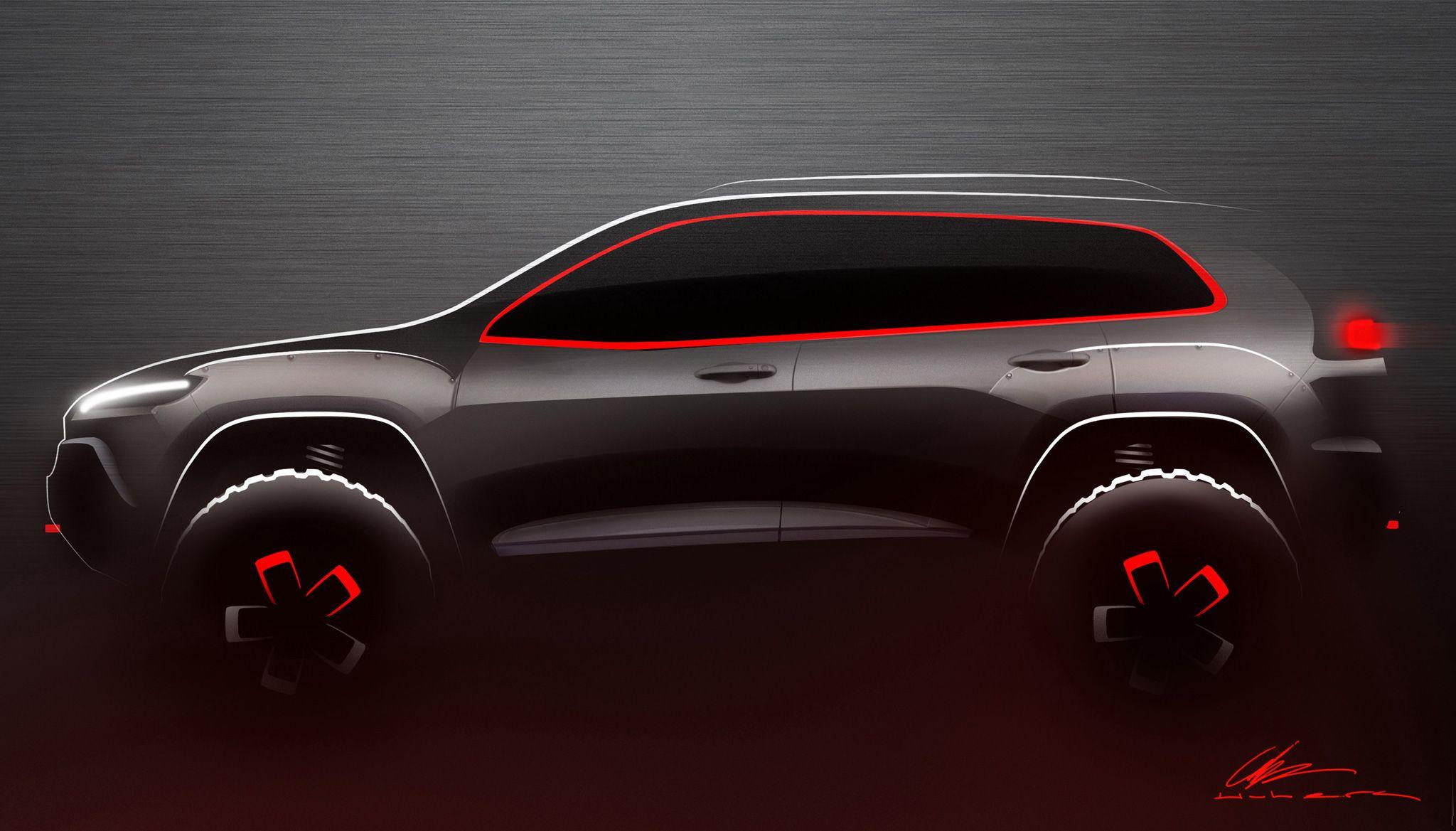 2017 jeep wrangler concept design 2017 - Mopar Teases Cherokee Dakar And Wrangler Mojo Concepts For Easter Jeep Safari Cars