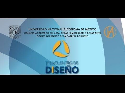 Primer encuentro de Diseño de la UNAM