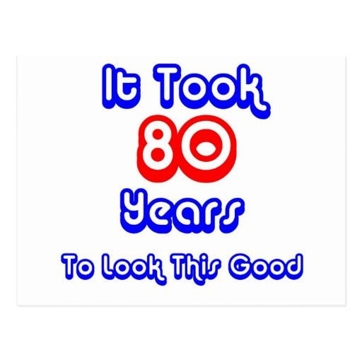 Funny Happy 80th Birthday Images Funny Png