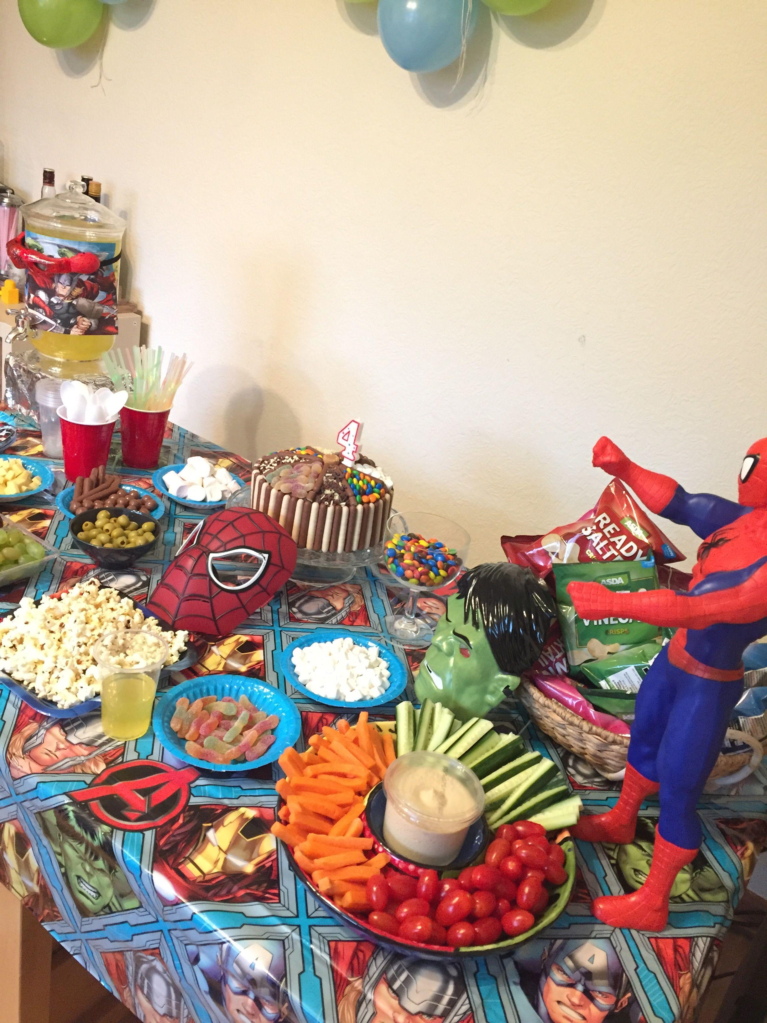 Pin by Asharah stuckey on Birthday party ideas | Baby boy ...