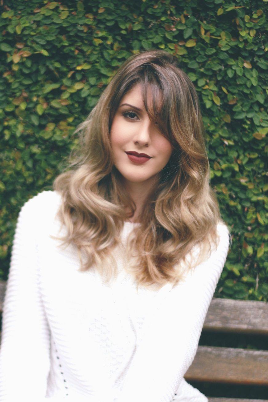 Ariadne Cretella mudanças no cabelo Cabelo, Fios e