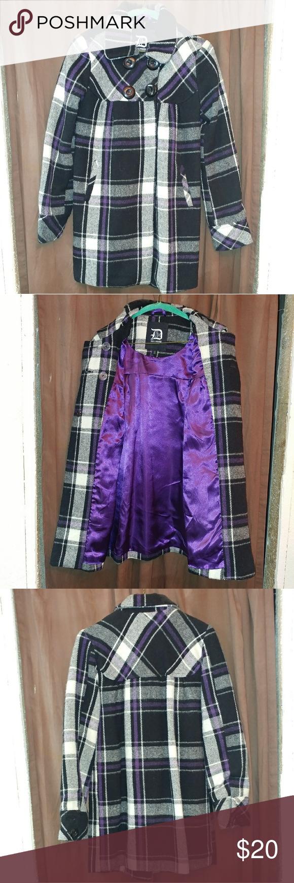 Dollhouse Peacoat Small Warm and very fun to wear Dollhouse Jackets & Coats Pea Coats