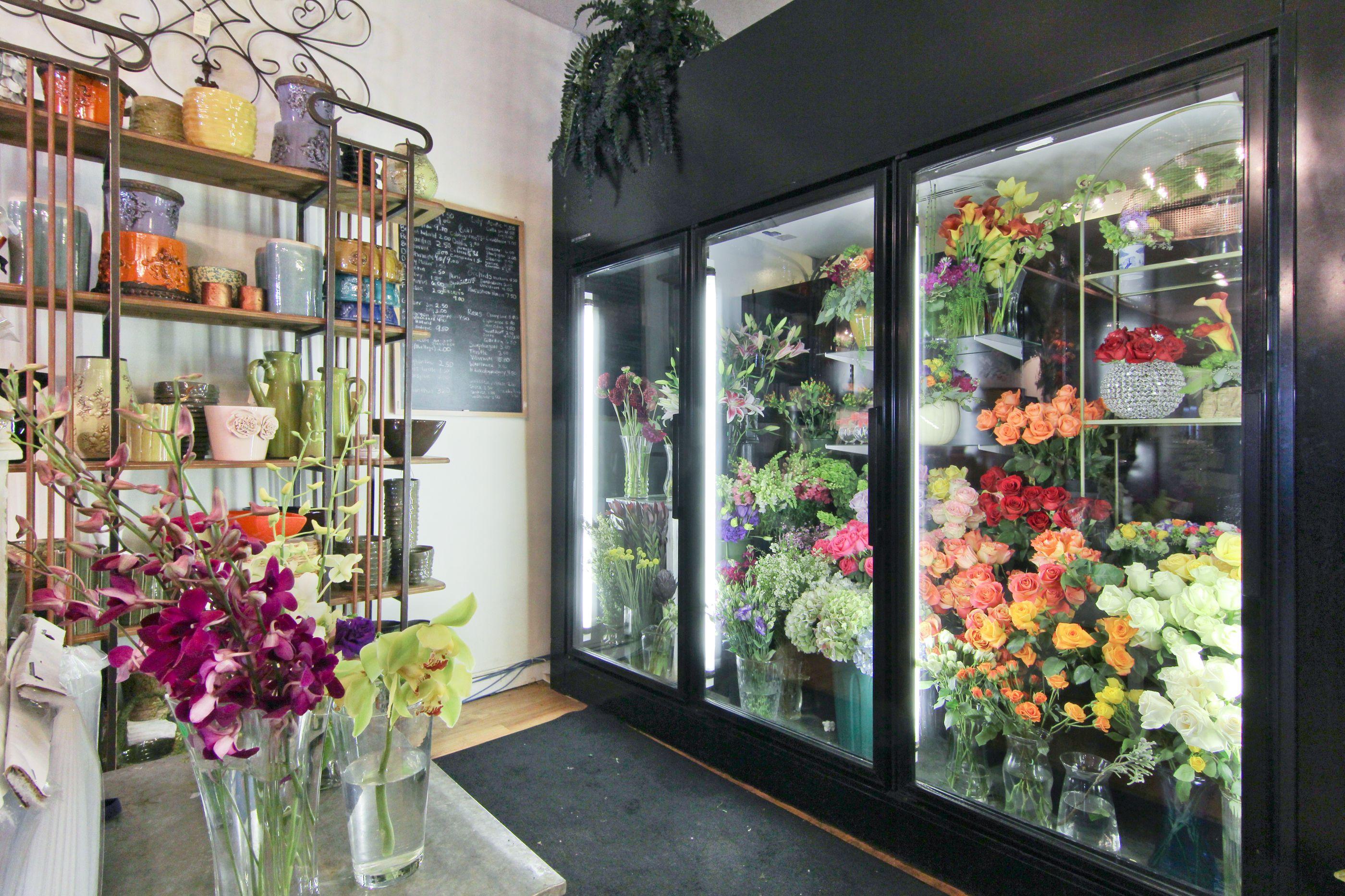 витрины цветочных магазинов фотографии будут расти