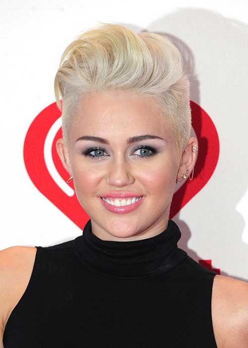 Beliebtesten Promi Kurzhaarschnitte Smart Frisuren Fur Moderne Haar