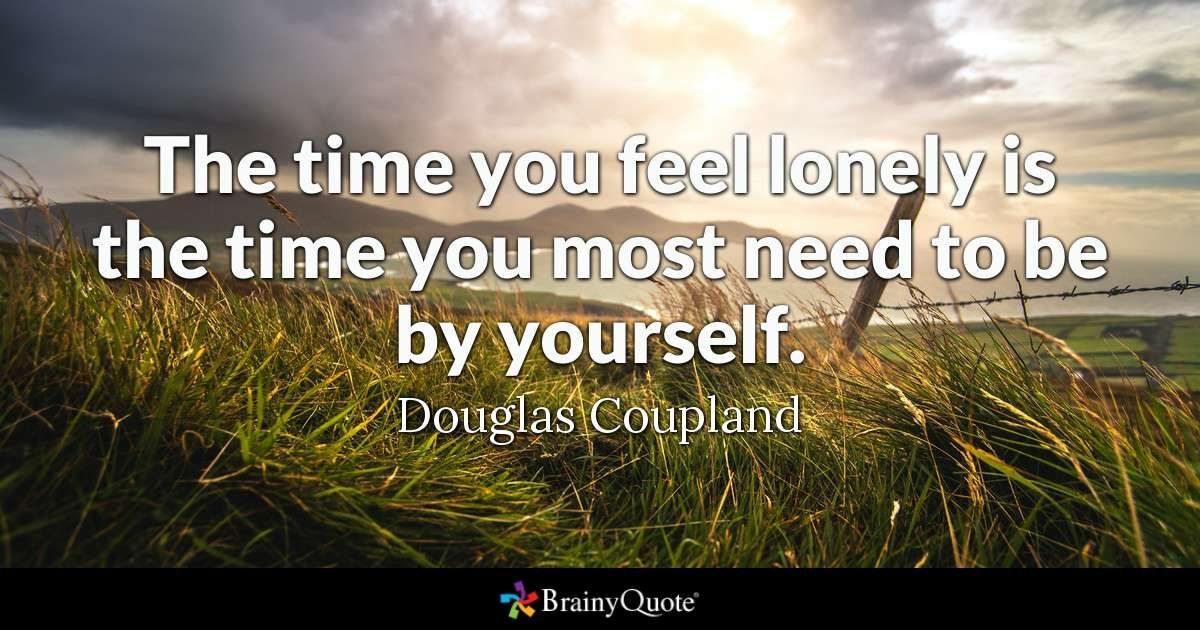 Douglas Coupland Quotes Life Pinterest Feeling Lonely And