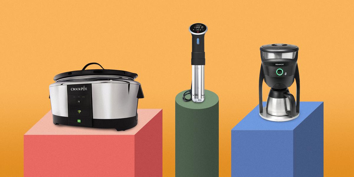 The Coolest Smart Kitchen Liances