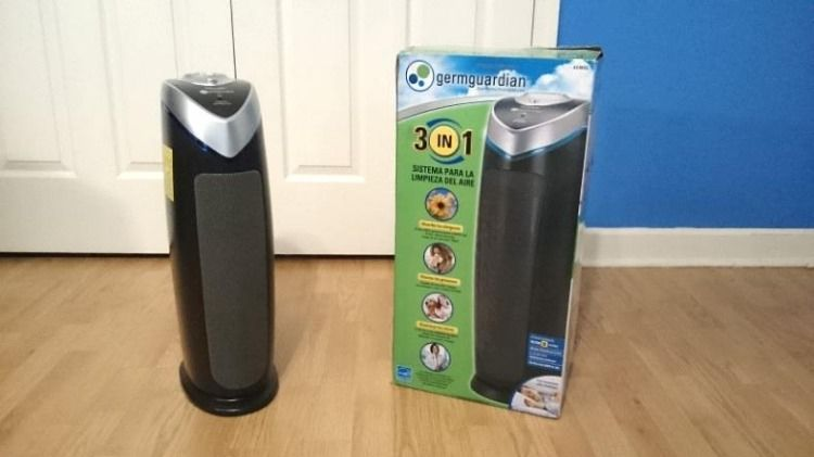 The Germguardian Ac4825 Is One Of The Most Popular Air Purifiers In The World Today But Is It Worth The Money And In 2020 Air Purifier Reviews Air Purifier Purifier