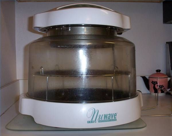How To Cook Using The Nuwave Oven Ehow Nuwave Oven Recipes Nuwave Oven Cooking