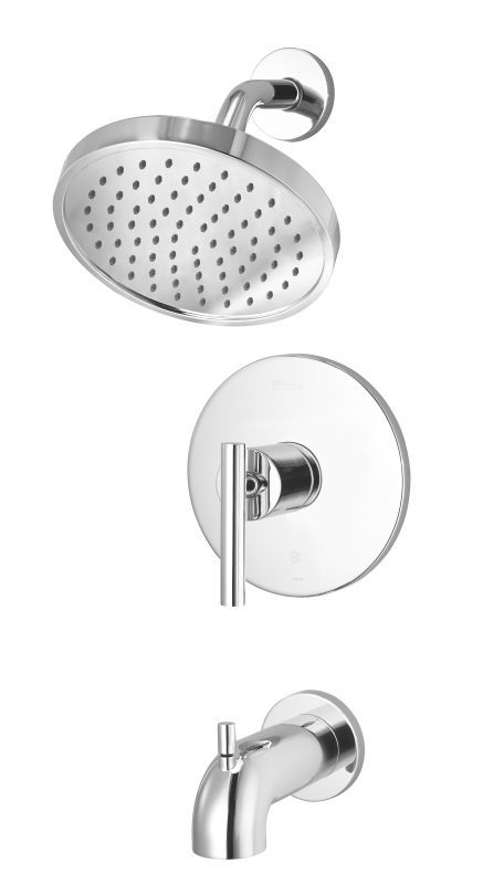 Pfister G89-8NC Contempra Tub and Shower Trim Package with Single ...