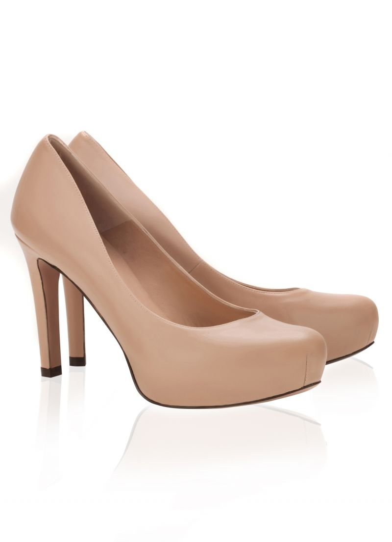 Endora Con Pura Salón Plataforma Y De Zapatos Lopez Tacón Medio eIEW9H2YbD