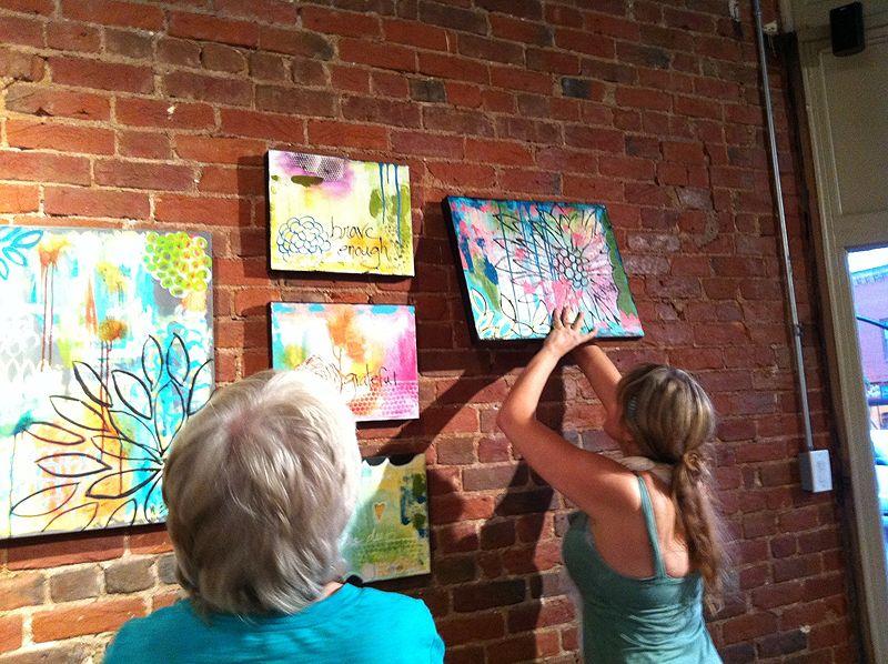 18 tips for a successful art show beginner art art