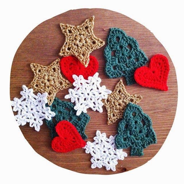 The Crochet Factor: Christmas Garland