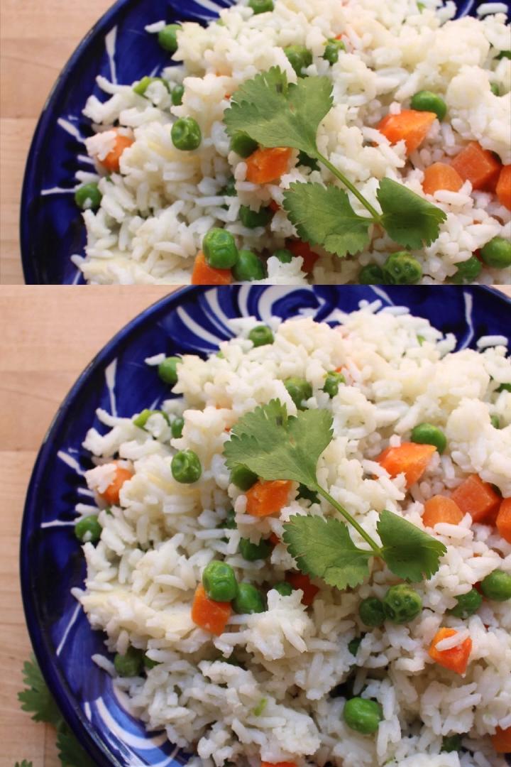 Arroz Blanco (Mexican White Rice)