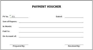 Payment Voucher Sample Fascinating General Knowledge Library Payment Voucher Template  Sayed .