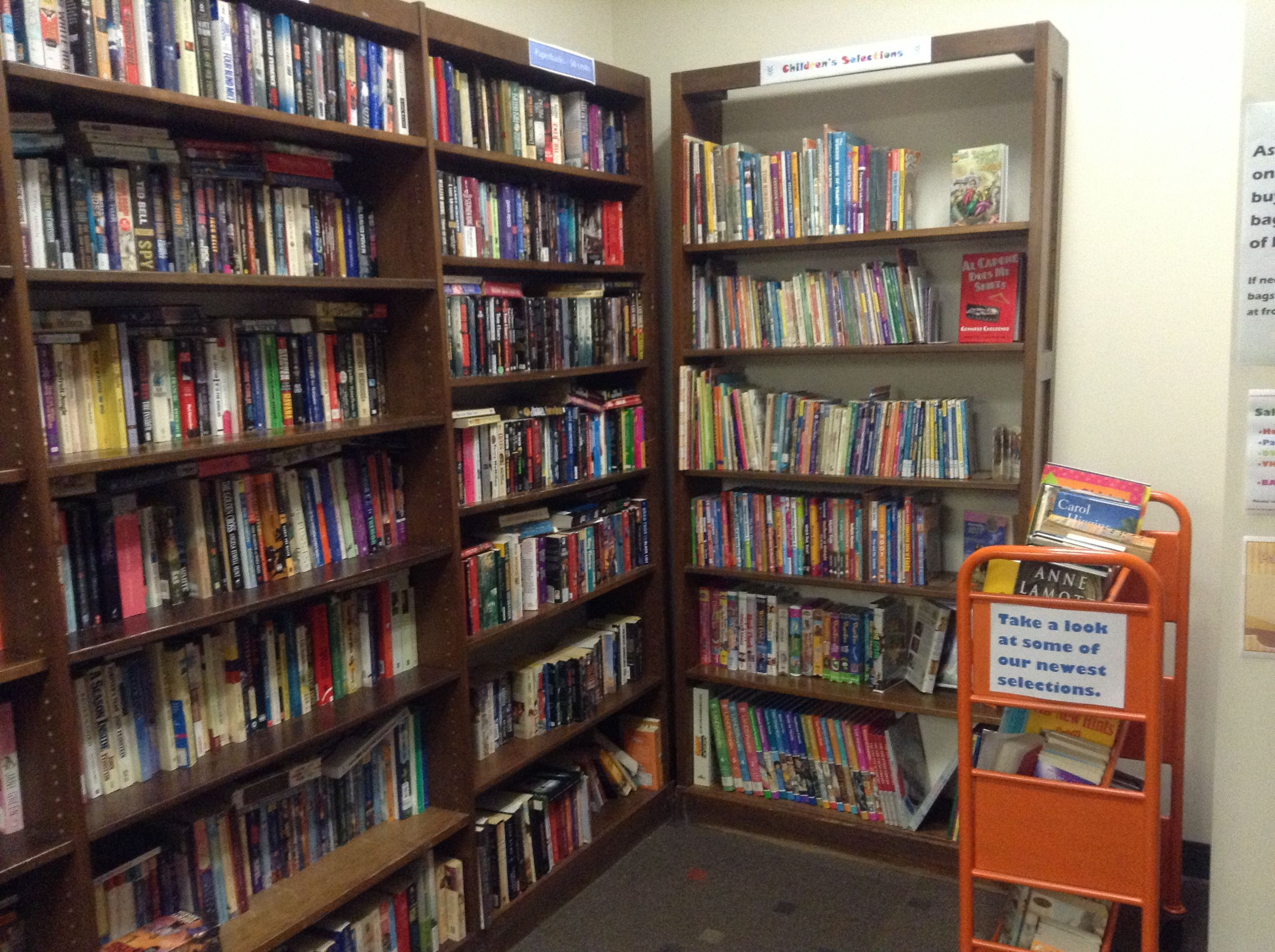 Our Used Bookstore Second Hand Prose 1 Hardbacks 50c