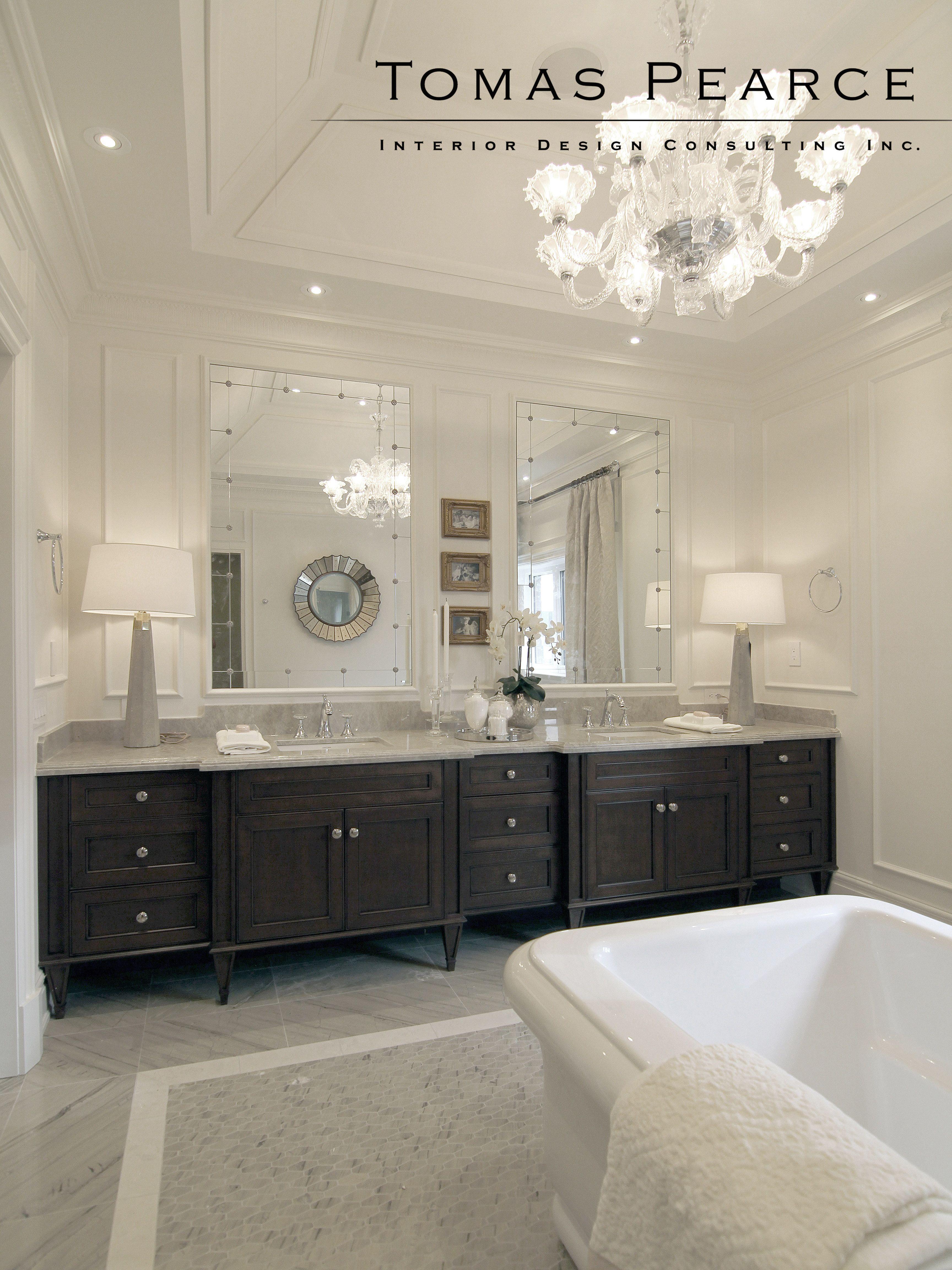 Traditional Master Ensuite Modern Luxury Bathroom Bathroom