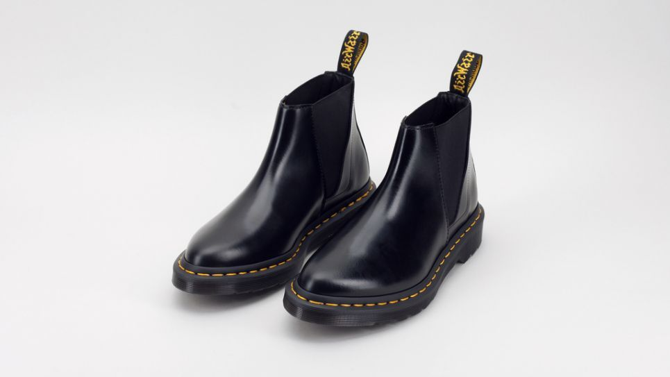 Dr. Martens Bianca Pointed Toe Chelsea Boot | Wildfang