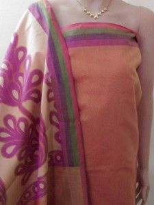 Orange color Banarsi Saree