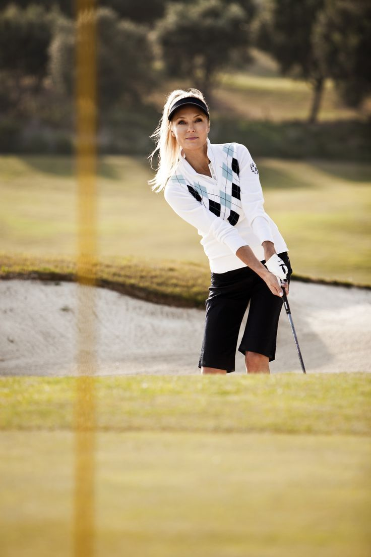 Look Good on the Golf Course With Ladies Golf Outfits