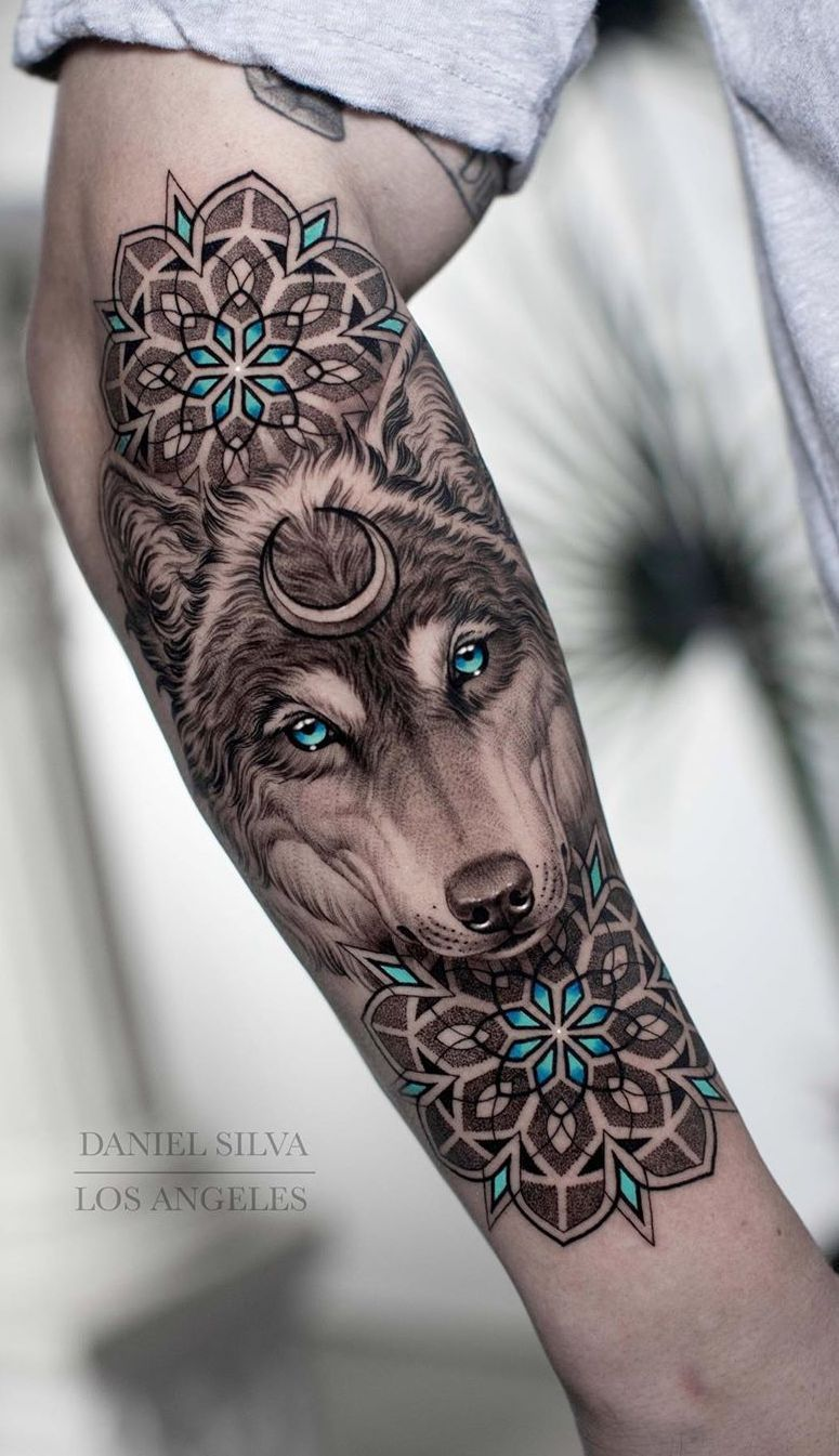 Photo of 50 of the Most Beautiful Mandala Tattoo Designs for Your Body & Soul