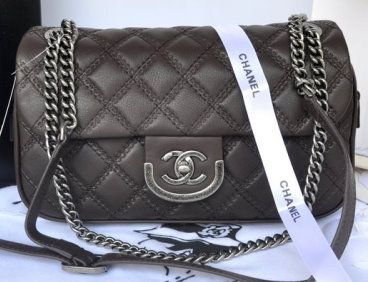 0c2fee74007f CN0021 Chanel 31 Rue Cambon Paris Bag in Original Leather A67824 Coffee