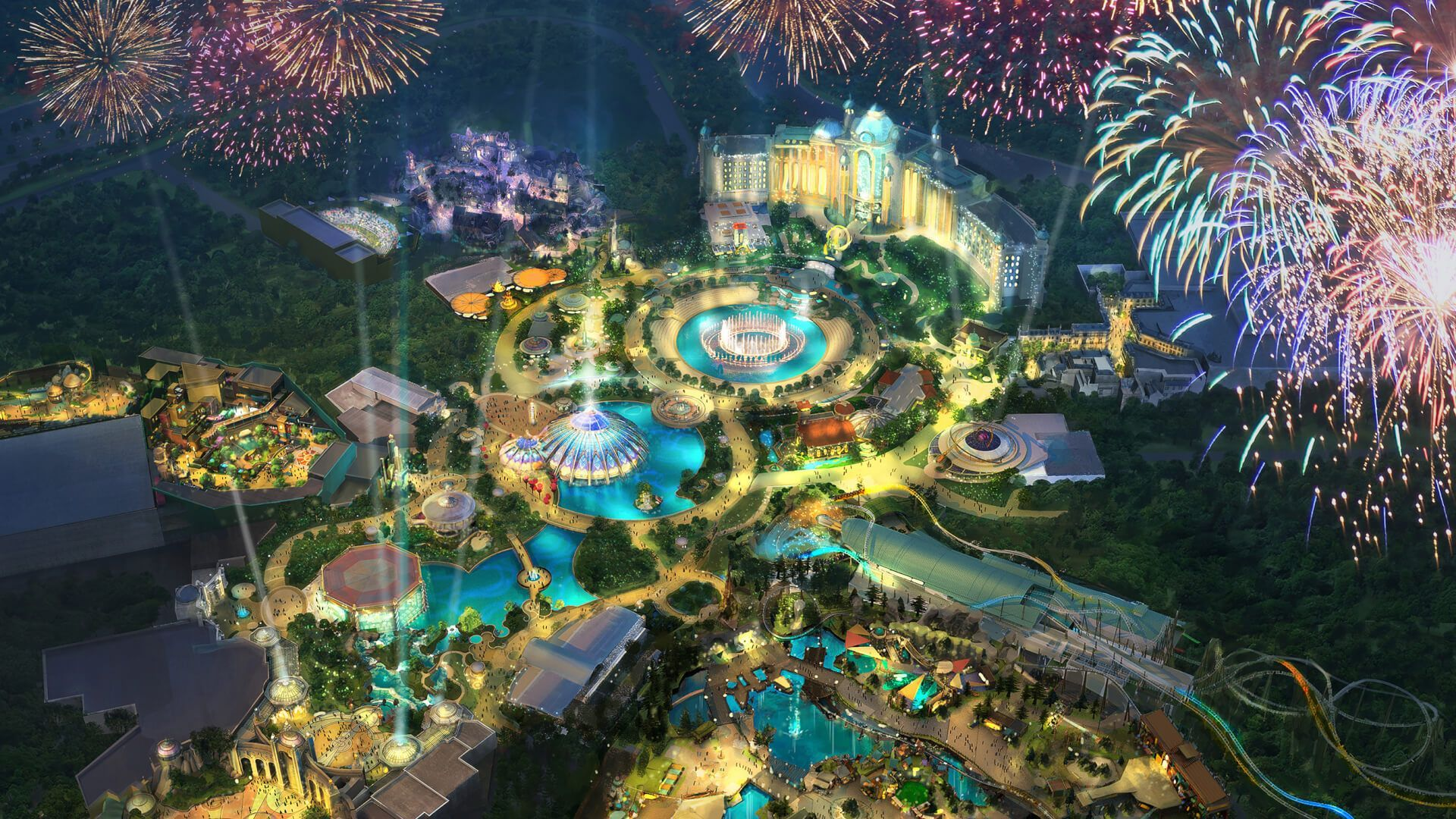 Universal Orlando Announces Opening Date For Epic New Theme Park