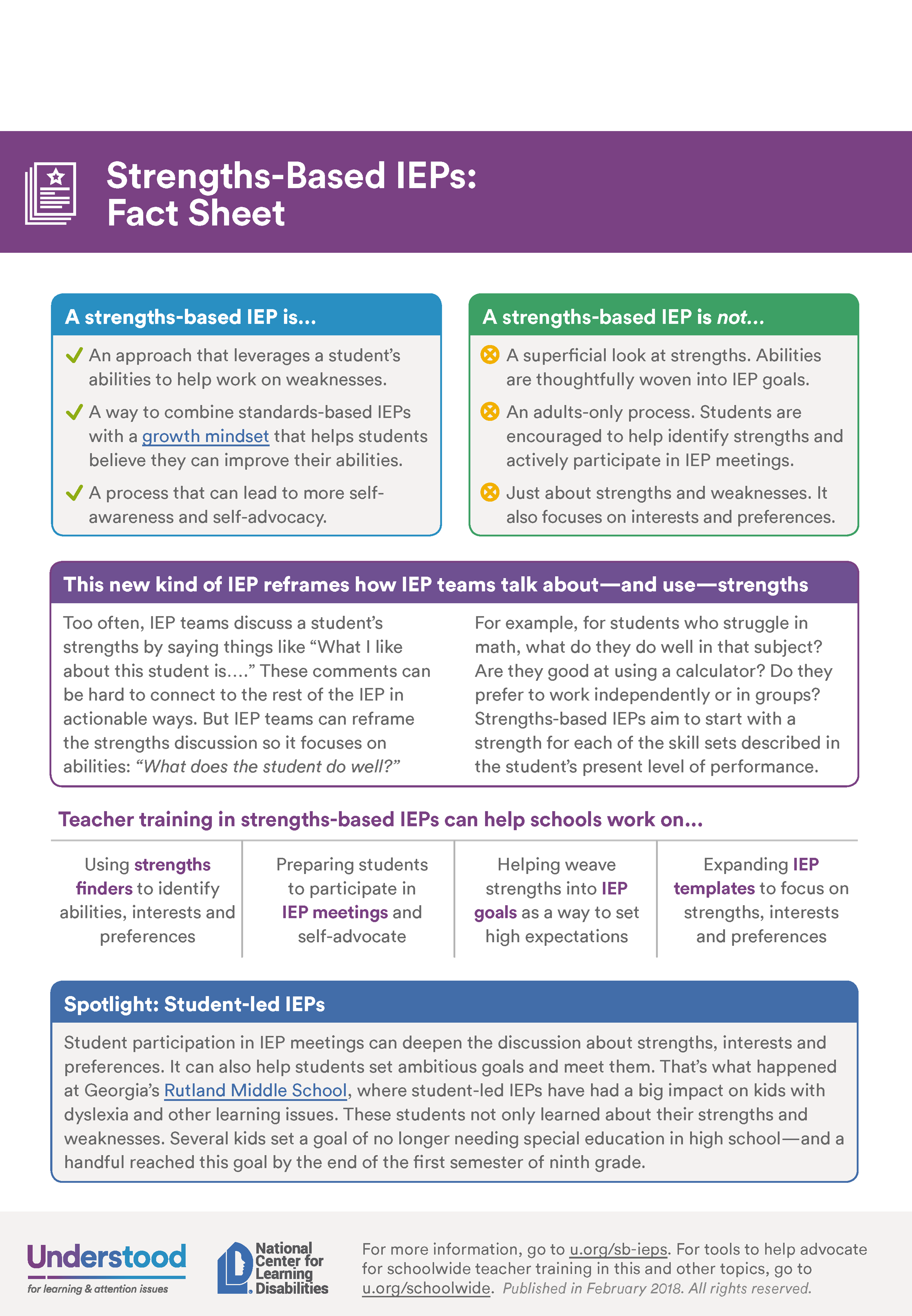 Strengths Based Ieps What You Need To Know