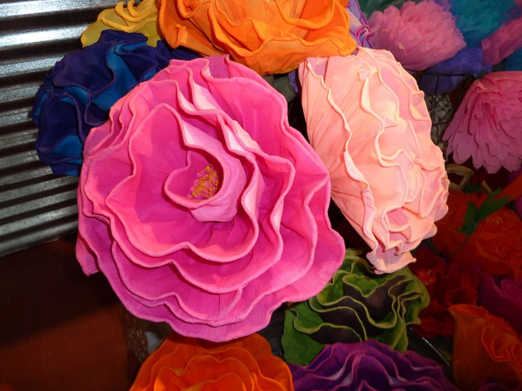 Unique how to make mexican flowers from crepe paper component magnificent how to make mexican flowers from crepe paper inspiration mightylinksfo
