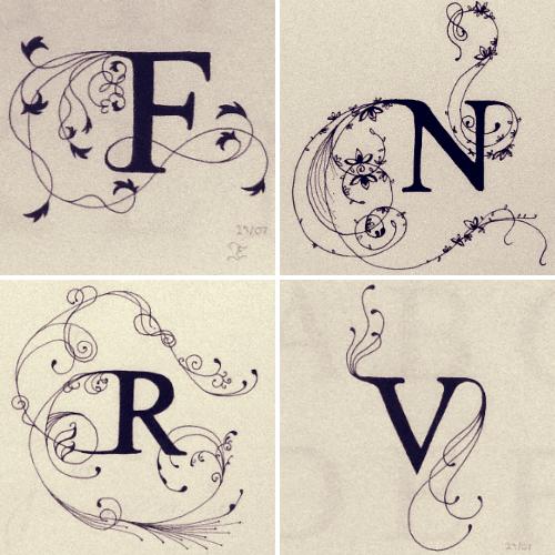 Fancy Letters Google Search Fancy Letters Drawing