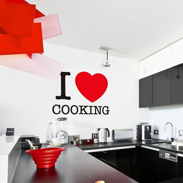 Vinilos Decorativos para Cocinas, nuestro equipo de diseño ha ...