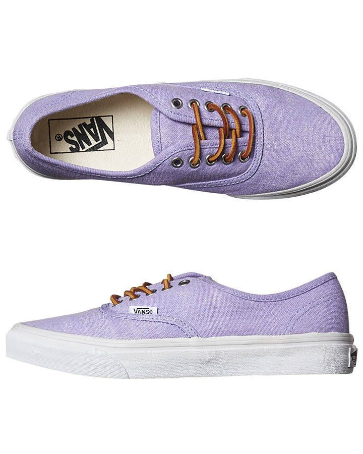 663ced2dc1 New Womens Vans Womens Authentic Slim Canvas Shoe Ladies Sneaker.... To die  for