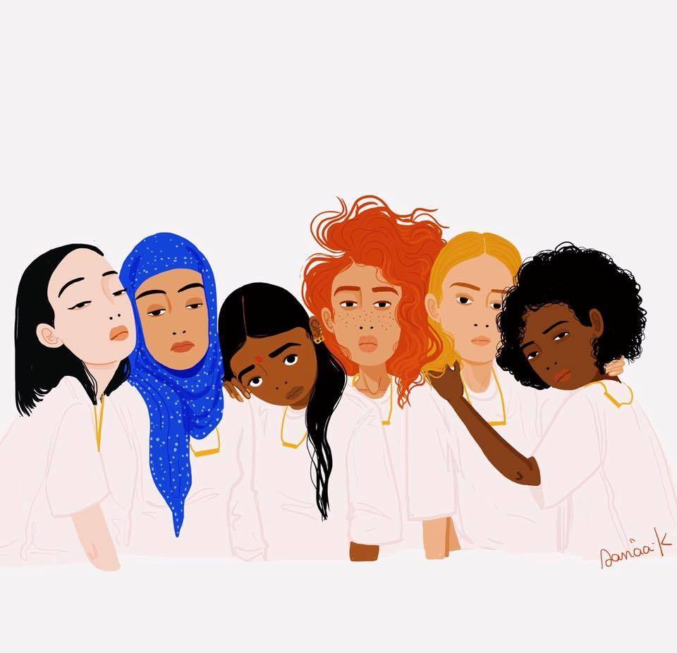 Sisters in Humanity, Sanaa K