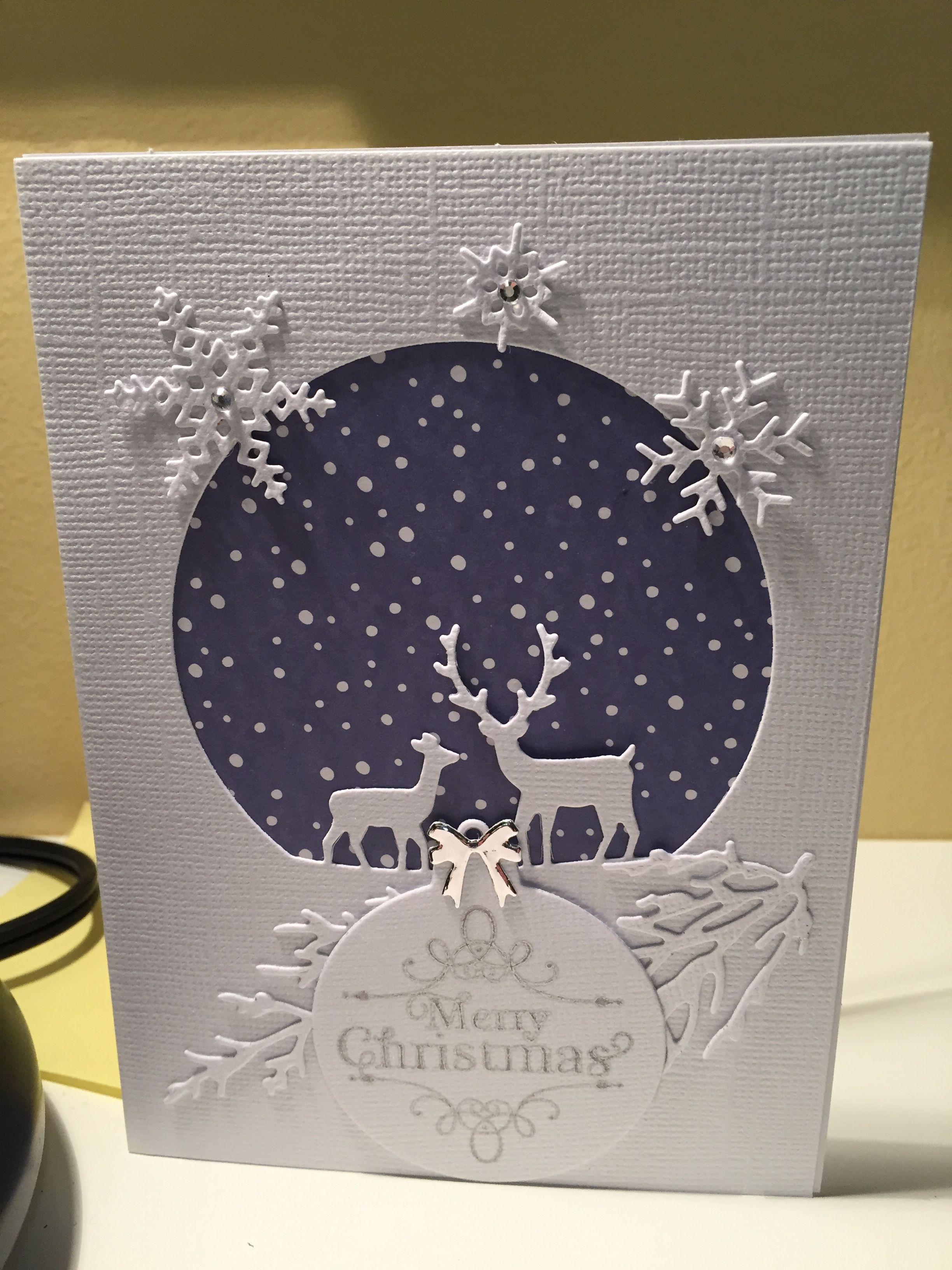 Днем, оформление внутренней части новогодней открытки своими руками