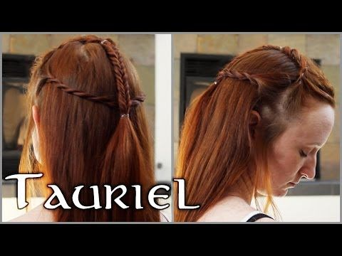 This girl's hair tutorials from different shows are good :)   شعر ...