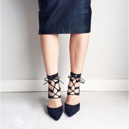 Fashion · In love with these shoes - 'Foxi' Tony Bianco.