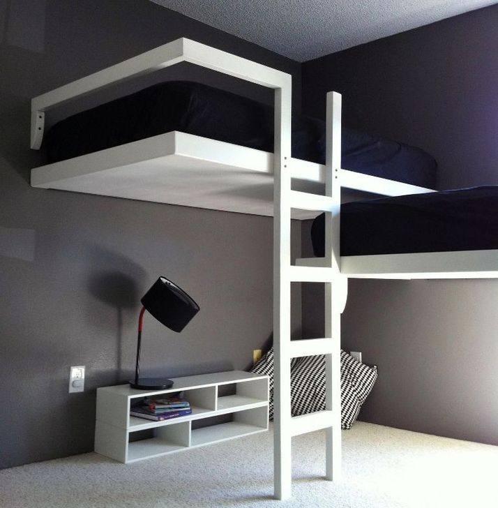 36 Amazing Bunk Bed Ideas For Boys Room images