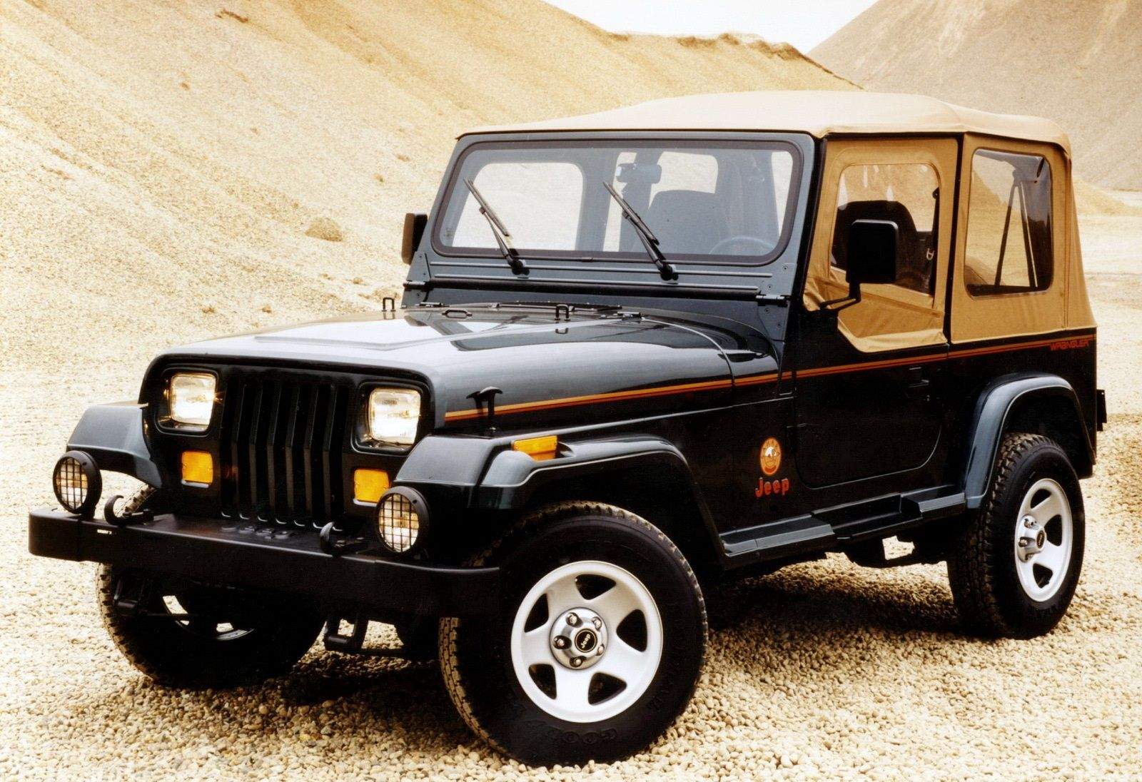 1991 to 1995 jeep wrangler yj suvs for  1991 and 1995
