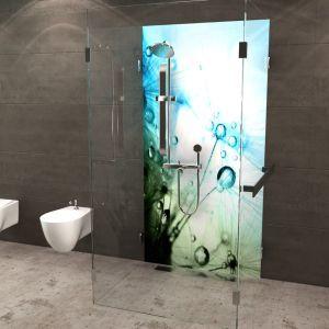 duschr ckwand pusteblume duschr ckw nde von in 2019 duschr ckwand badezimmer und. Black Bedroom Furniture Sets. Home Design Ideas