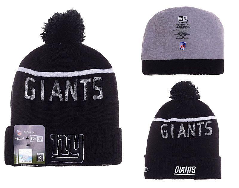 c64670ab Mens / Womens New York Giants New Era 2016 NFL Sideline Sport Knit ...