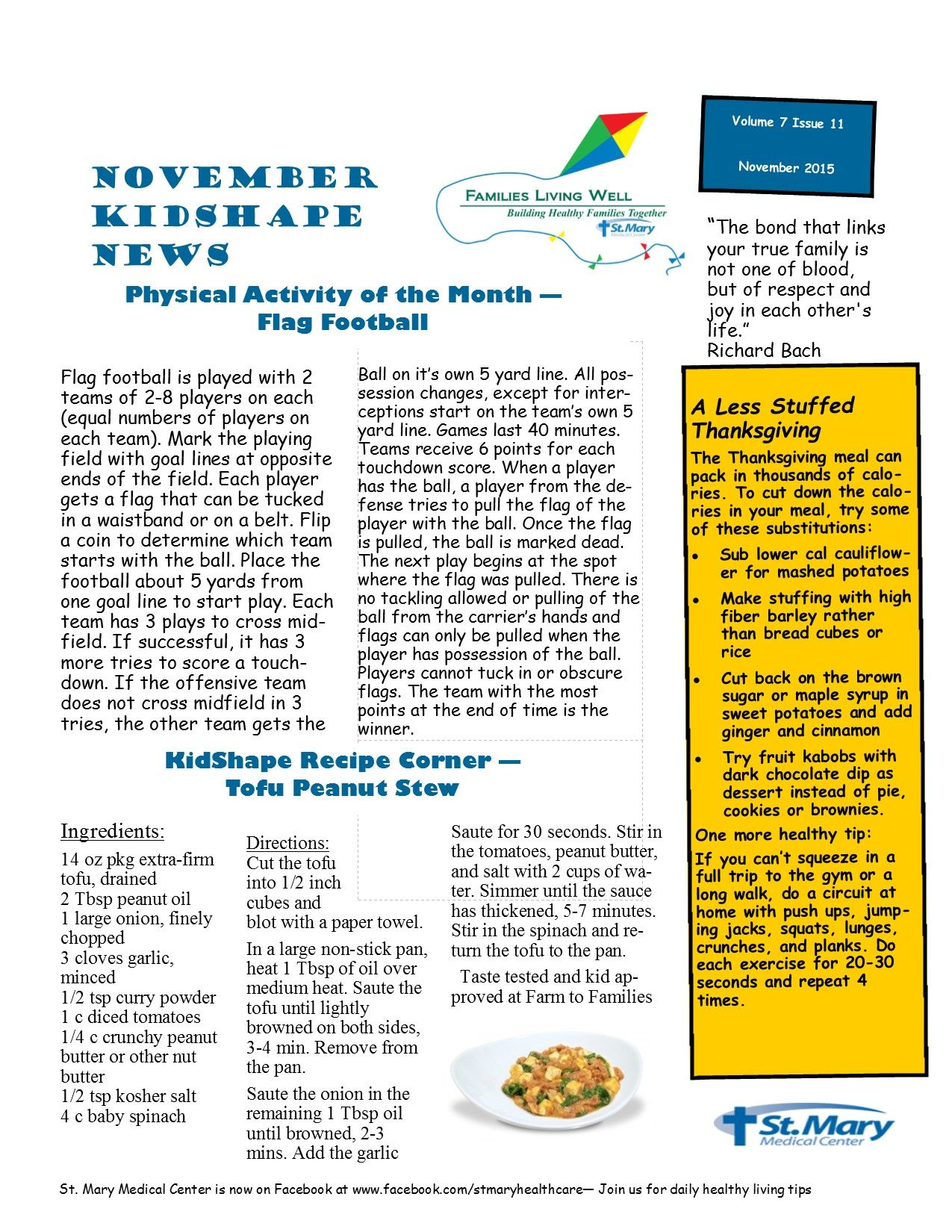 Pin By St Mary Families Living Well On Newsletters 2015 Fun Workouts Nutrition Tips Fun Fitness Games