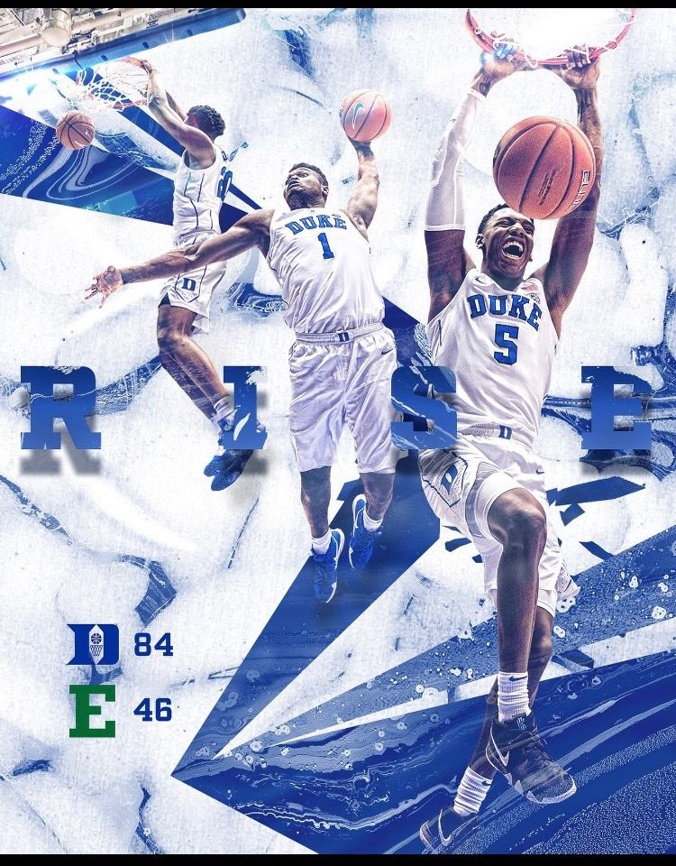 Zion Williamson Duke blue devils basketball