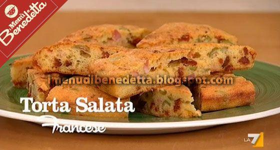 Torte salate con pasta sfoglia benedetta parodi