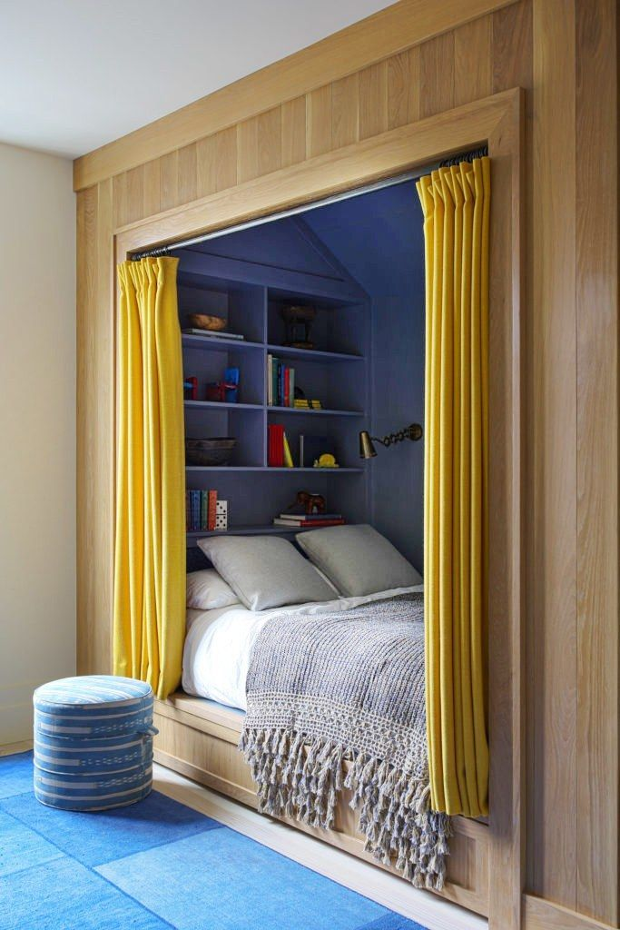 Is the Wood Paneling Trend the Unsung Hero of the Design World? - HOME: Bedroom #chambre #deco